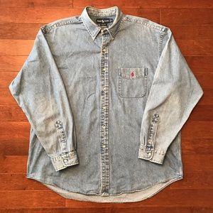 Polo Ralph Lauren Vintage Denim Shirt